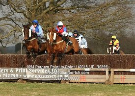 2015-03-14 Parham Point to Point