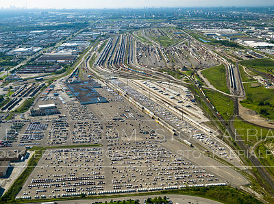 Canadian Pacific Railway Toronto Yard