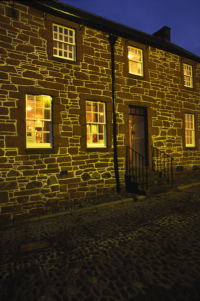 Robert Burns' House