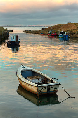 Seaton Sluice Boat