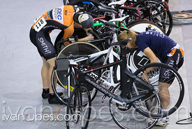 2016/2017 Track Ontario Cup #1, Mattamy National Cycling Centre, Milton, On, December 4, 2016