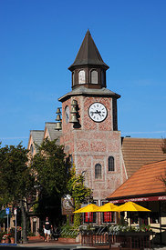 Eglise Solvang Californie USA 10/12