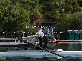 Taken during the World Masters Games - Rowing, Lake Karapiro, Cambridge, New Zealand; ©  Rob Bristow; Frame 405 - Taken on: Tuesday - 25/04/2017-  at 09:04.11