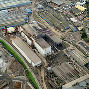 Industrial Facility, Cardiff