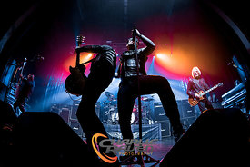 Black Star Riders live at the O2 Academy Bournemouth