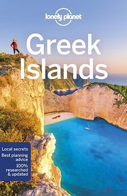 Cover lonely planet Greek Islands