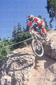 MISSY GIOVE SQUAW VALLEY, USA. DIESEL DOWNHILL WORLD CUP 1999 TRAINING