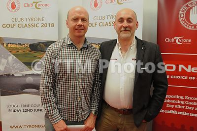 Club Tyrone Members Evening | 170518 photos
