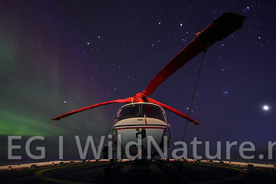Helicopter - Greenland