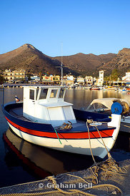 the harbour elounda aghios nicolaos lassithi crete Greece