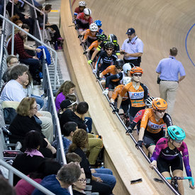 Scratch, Elimination Race photos