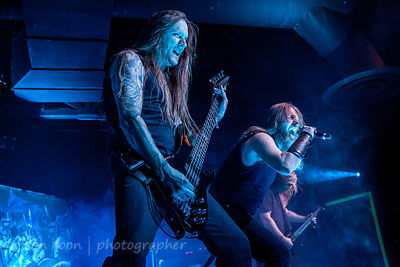 Amon Amarth, Ace of Spades, Sacramento