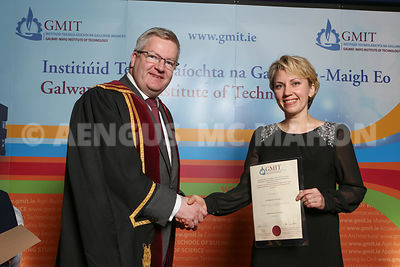 GMIT Certificates 2016 photos