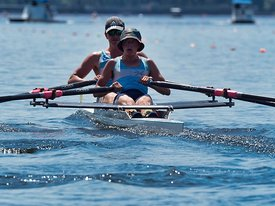 Taken during the Cambridge Town Cup and NI Championships 2018, Lake Karapiro, Cambridge, New Zealand; ©  Rob Bristow; Frame  - Taken on: Saturday - 27/01/2018-  at 13:53.06
