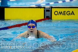200m IM Women A Final. Ontario Junior International, Day 3, December 16, 2018