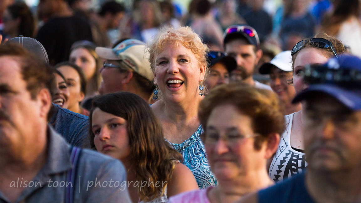 Fans ready for Trace Adkins, California State Fair