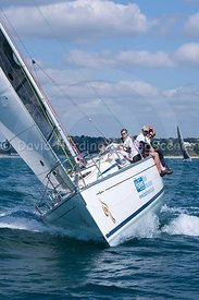 Firestarter, GBR 8560R, Bavaria 35 Match, 20130720057