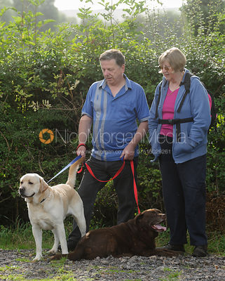 Gonalston Farm Shop Dog Walk photos