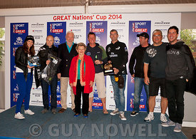 GREAT Nations' Cup 2014 (RHKYC).
