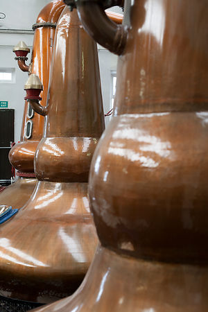 Glengoyne Scotch Whisky Distillery