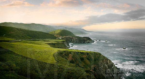 California coastline images