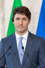 Justin Trudeau, Amatrice, Italy, 30, May, 2017