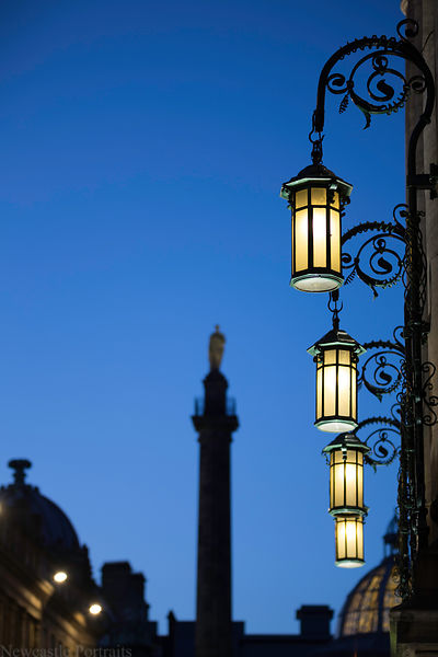 Theatre Royal Lamps