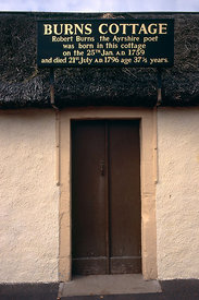 Robert Burns Cottage