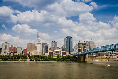 Cincinnati Travel Photography