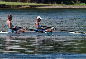 Taken during the Cambridge Town Cup and NI Championships 2018, Lake Karapiro, Cambridge, New Zealand; ©  Rob Bristow; Frame  - Taken on: Saturday - 27/01/2018-  at 14:28.35