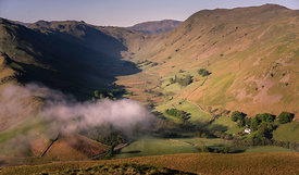 Morning in Boredale near Martindale