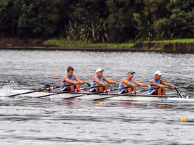 Taken during the National Championships 2018, Lake Karapiro, Cambridge, New Zealand; ©  Rob Bristow; Frame 0031 - Taken on: Tuesday - 13/02/2018-  at 07:56.12