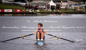 Taken during the NZSSRC - Maadi Cup 2017, Lake Karapiro, Cambridge, New Zealand; ©  Rob Bristow; Frame 35 - Taken on: Thursday - 30/03/2017-  at 08:08.34