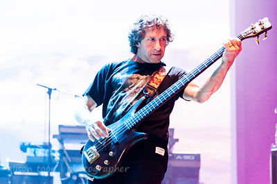 Pete Trewavas, bass, Marillion, Wolves, 2015, Sunday