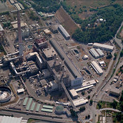 Regasification Plant (GNL Italia SpA)