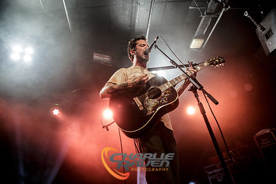 Frank Turner - The Old Firestation Bournemouth 17.07.17 photos