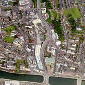 City center, Cork