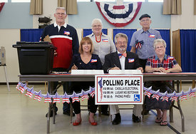 Polling Place Heroes
