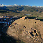 Province of Granada aerial photos