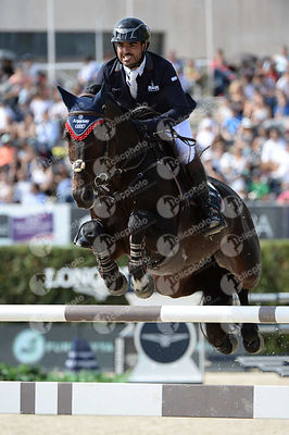 Nicolas PIZARRO ,(MEX), COLASKO during Longines Cup of the City of Barcelona competition at CSIO5* Barcelona at Real Club de Polo, Barcelona - Spain