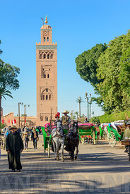The Koutoubia Mosque