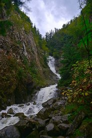 Lower Reid Falls Skagway