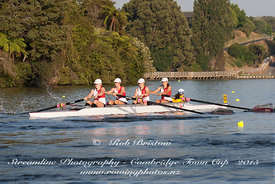 Taken during the Cambridge Town Cup 2015, Lake Karapiro, Cambridge, New Zealand; ©  Rob Bristow; Frame 0 - Taken on: Sunday - 25/01/2015-  at 07:57.08