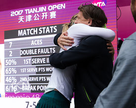 Tianjin Open 2017, Tianjin, China - 15 Oct