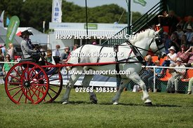 Heavy Horse Two Wheeled Cart Class