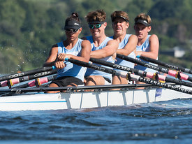 Taken during the National Championships 2018, Lake Karapiro, Cambridge, New Zealand; ©  Rob Bristow; Frame 0970 - Taken on: Friday - 16/02/2018-  at 09:00.58