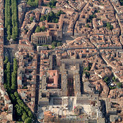 Toulouse aerial photos