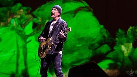 The Edge during In God's Country - FedEx Field in Landover, Maryland