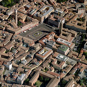 Forlì aerial photos