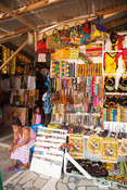 Souvenir shop, Centre for National Culture, Accra, Ghana